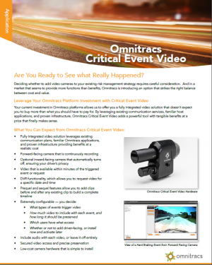 thumbnail image for critical event video brochure