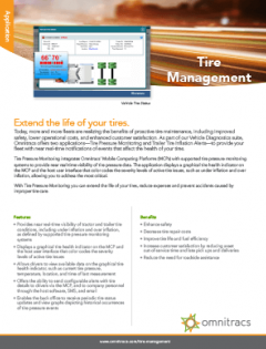 thumbnail image for tire management brochure