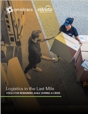 Logistics in the Last Mile